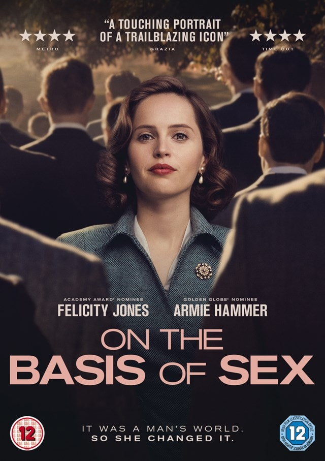 On the Basis of Sex - 1