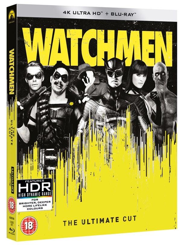Watchmen: The Ultimate Cut - 2