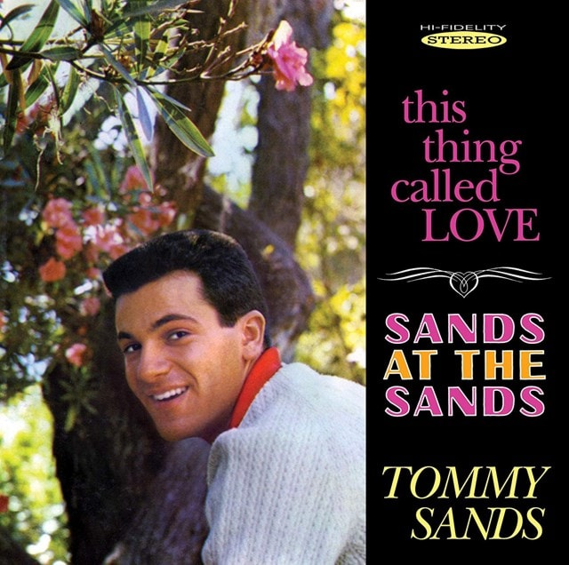 This Thing Called Love/Sands at the Sands - 1