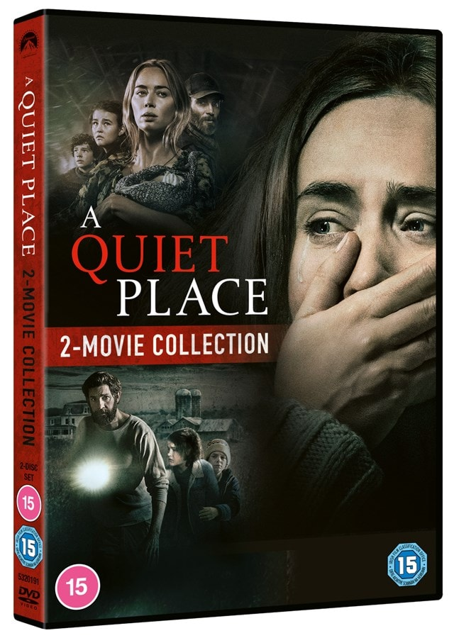 A Quiet Place: 2-movie Collection - 2