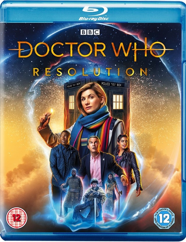 Doctor Who: Resolution - 1