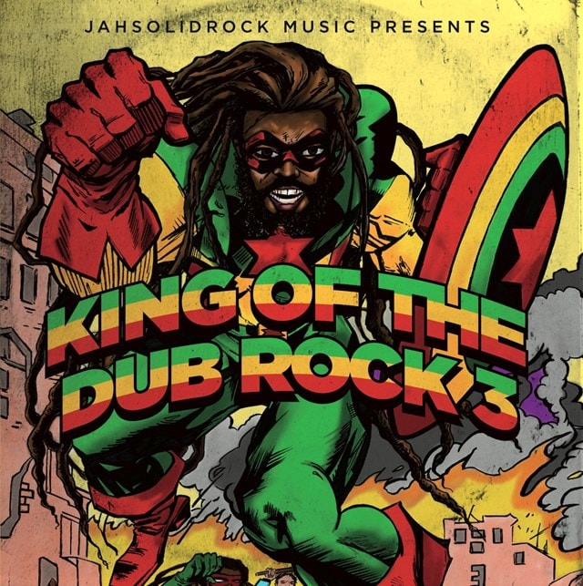 King of the Dub Rock 3 - 1