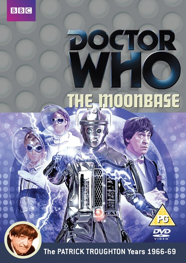 Doctor Who: The Moonbase - 1