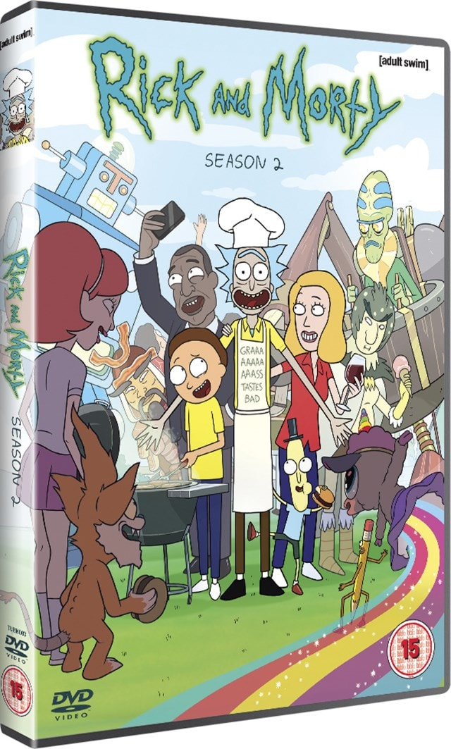 Rick and Morty: Season 2 - 2