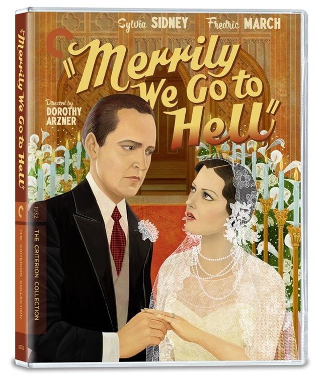 Merrily We Go to Hell - The Criterion Collection - 2