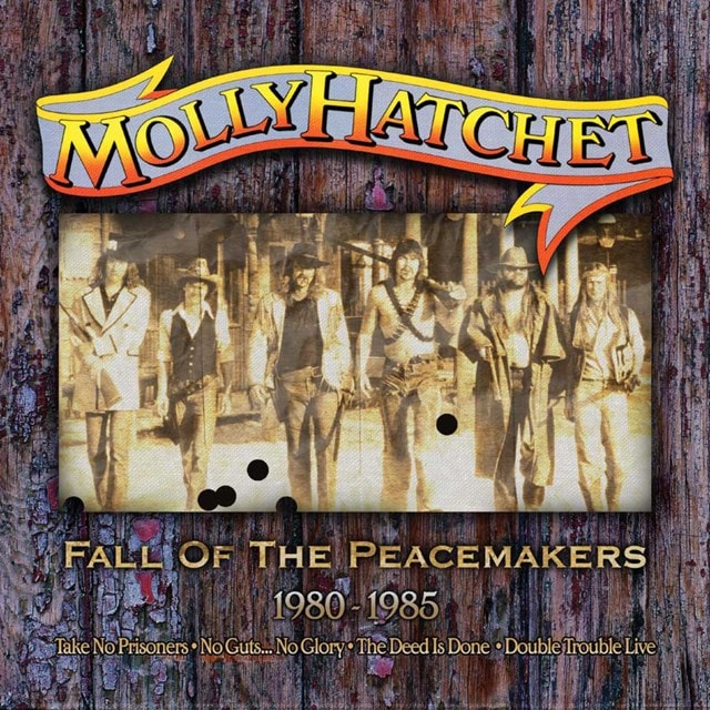 Fall of the Peacemakers: 1980-1985 - 1