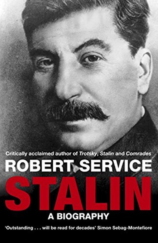 Stalin: A Biography - 1