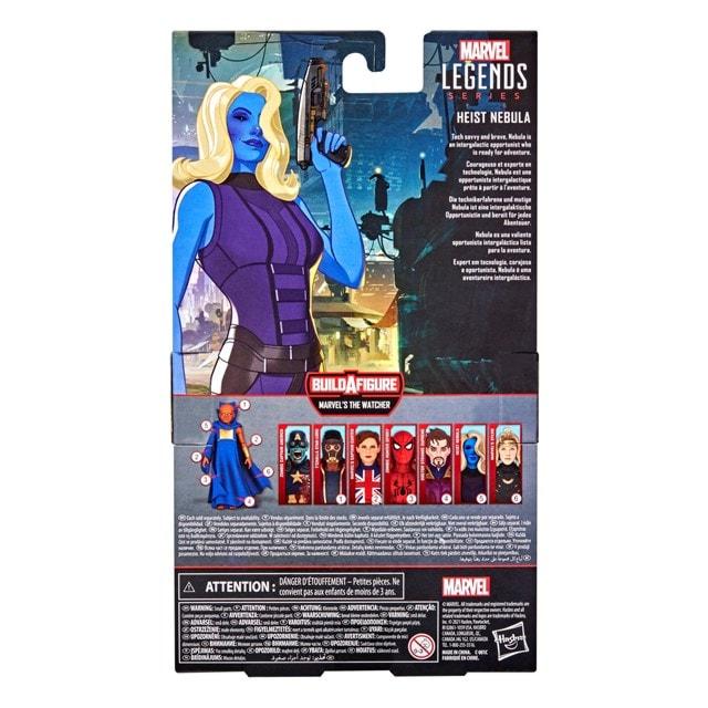 Heist Nebula: Hasbro Marvel Legends Series Action Figure - 7