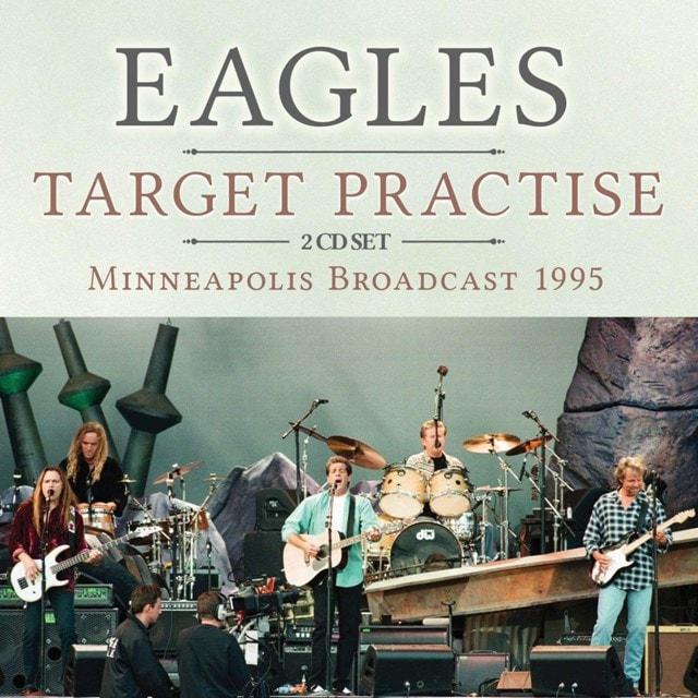 Target Practise: Minneapolis Broadcast 1995 - 1