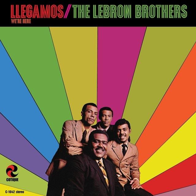 Llegamos: We're Here - 1