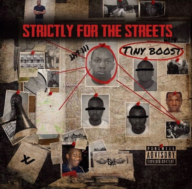 Strictly for the Streets - 1