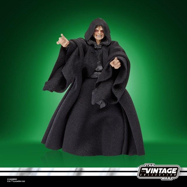 Emperor Return Of The Jedi: Star Wars Vintage Collection Action Figure - 7