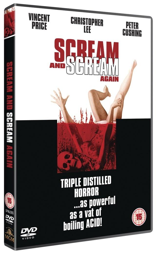 Scream and Scream Again - 2