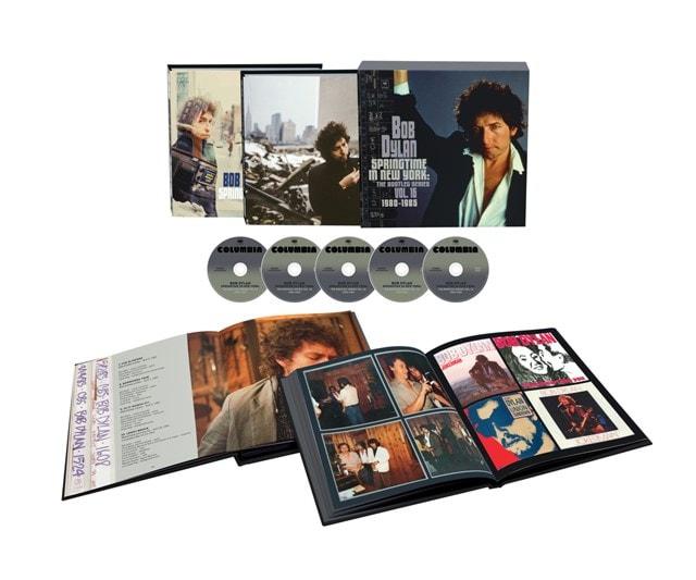 Springtime in New York: The Bootleg Series Vol. 16 (1980-1985) - 5CD Boxset - 1