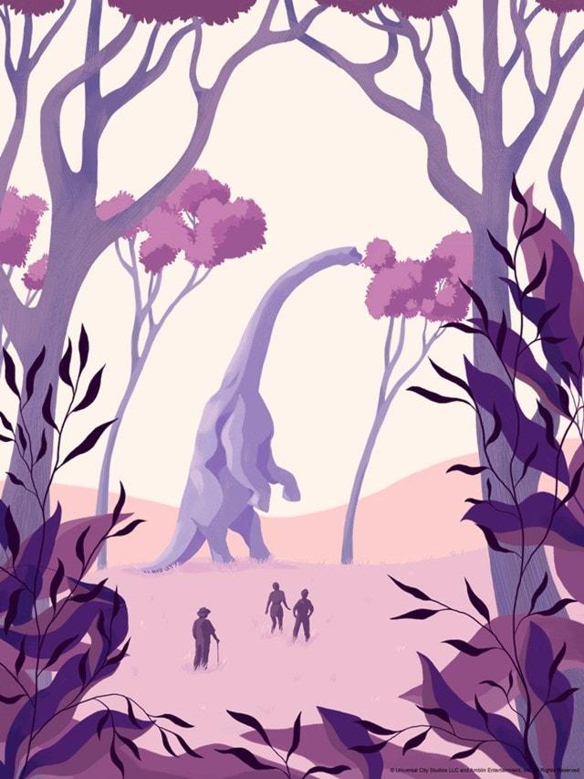 Jurassic Park: Nan Lawson Art Print - 1