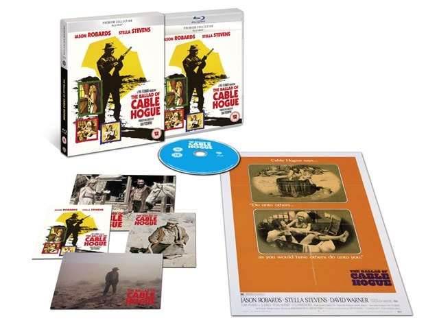 The Ballad of Cable Hogue (hmv Exclusive) - The Premium Collection - 3