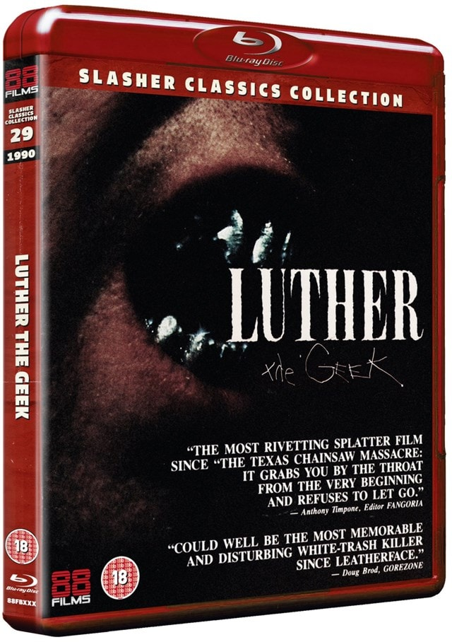 Luther the Geek - 2