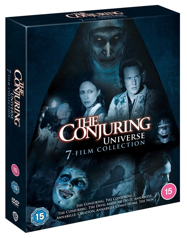 The Conjuring Universe: 7 Film Collection - 2