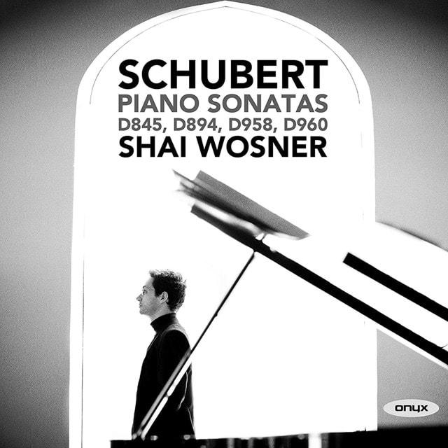 Schubert: Piano Sonatas, D845, D894, D958, D960 - 1