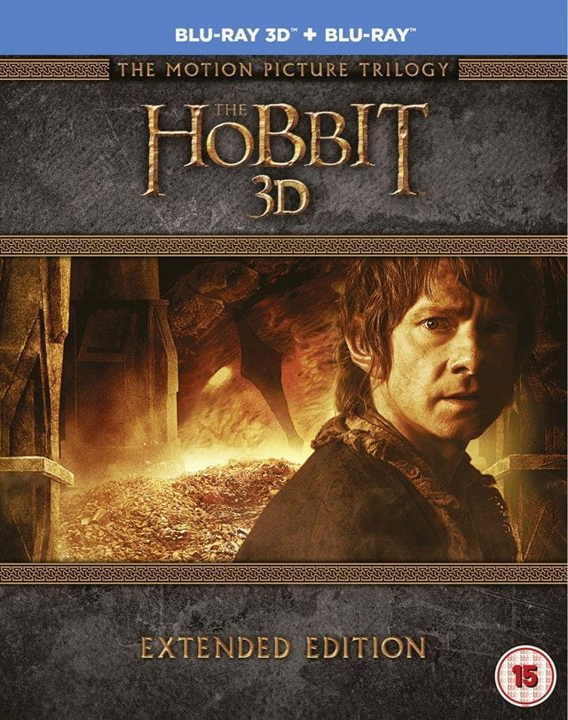 The Hobbit: Trilogy - Extended Edition - 1
