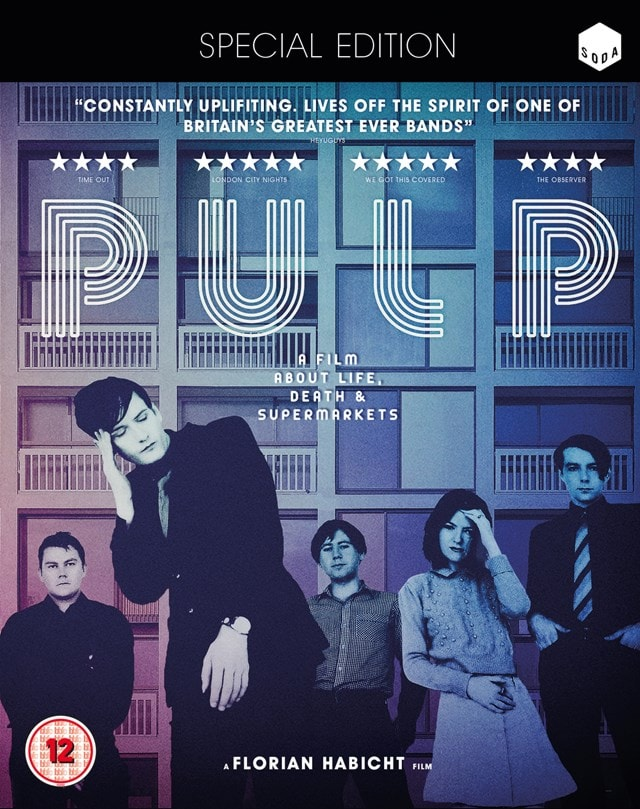 Pulp: A Film About Life, Death, and Supermarkets - 1