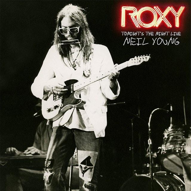 Roxy: Tonight's the Night Live - 1