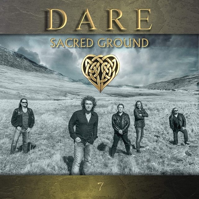 Sacred Ground - 1