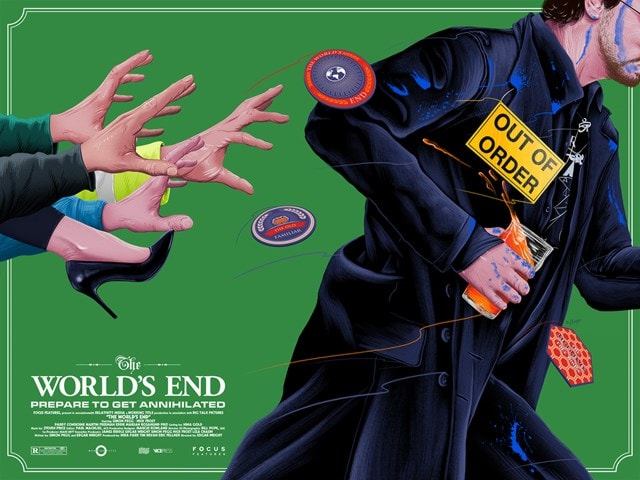 The World's End: Doaly Movie Poster - 1