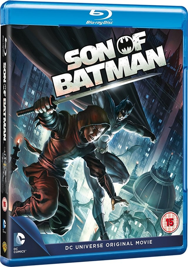 Son of Batman - 2