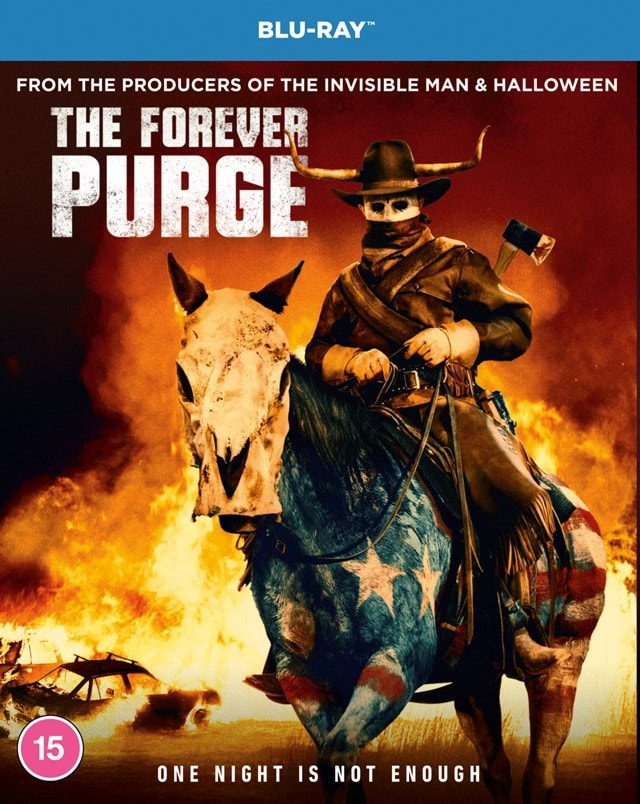The Forever Purge - 1