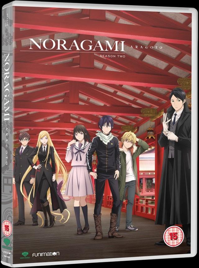 Noragami Aragoto - 1