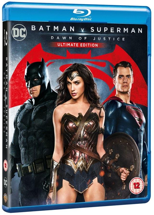 Batman V Superman - Dawn of Justice: Ultimate Edition - 2
