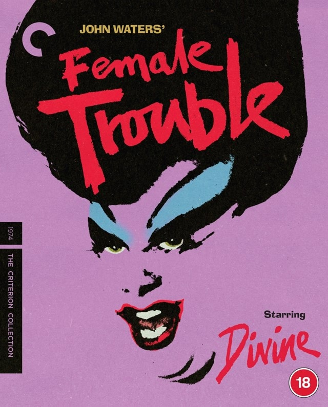 Female Trouble - The Criterion Collection - 1