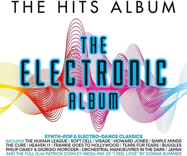 The #1 Album: The Electronic Album - 1