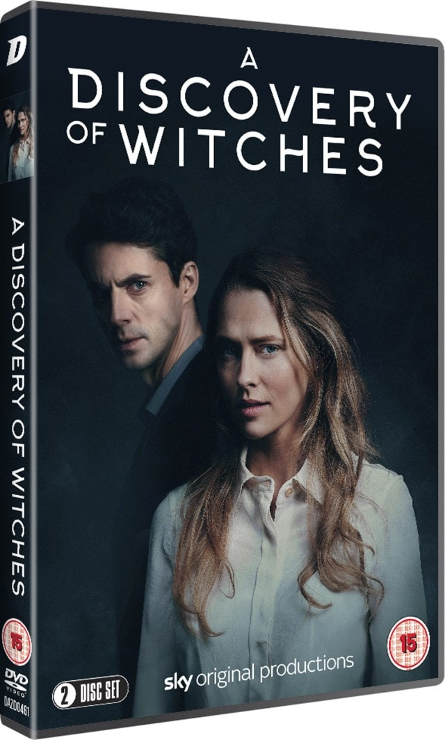 A Discovery of Witches - 2