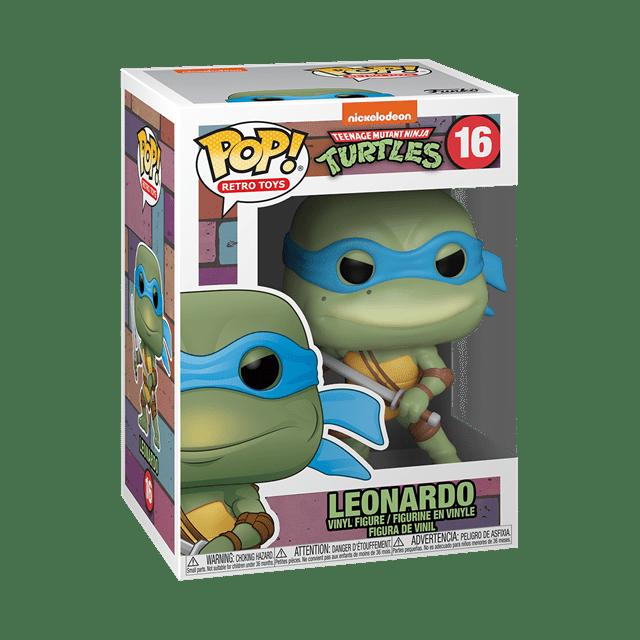 Leonardo (16) Teenage Mutant Ninja Turtles: 1990 Pop Vinyl - 2