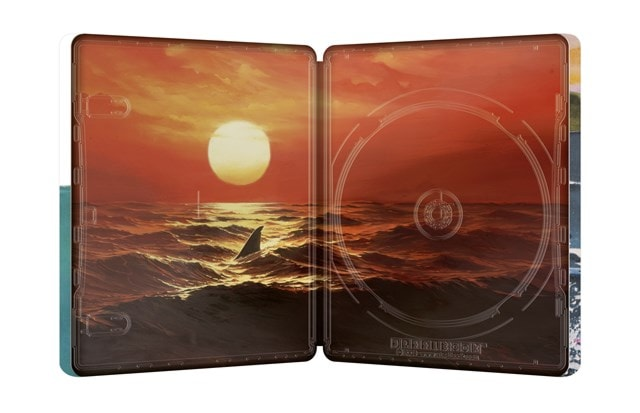 Jaws (hmv Exclusive) - Japanese Artwork Series #1 Limited Edition Steelbook - 3