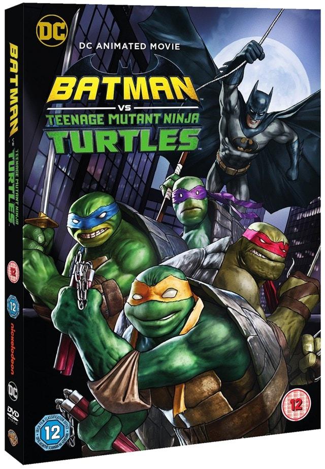 Batman Vs. Teenage Mutant Ninja Turtles - 2