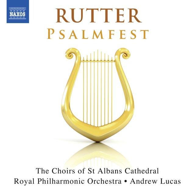 Rutter: Psalmfest - 1