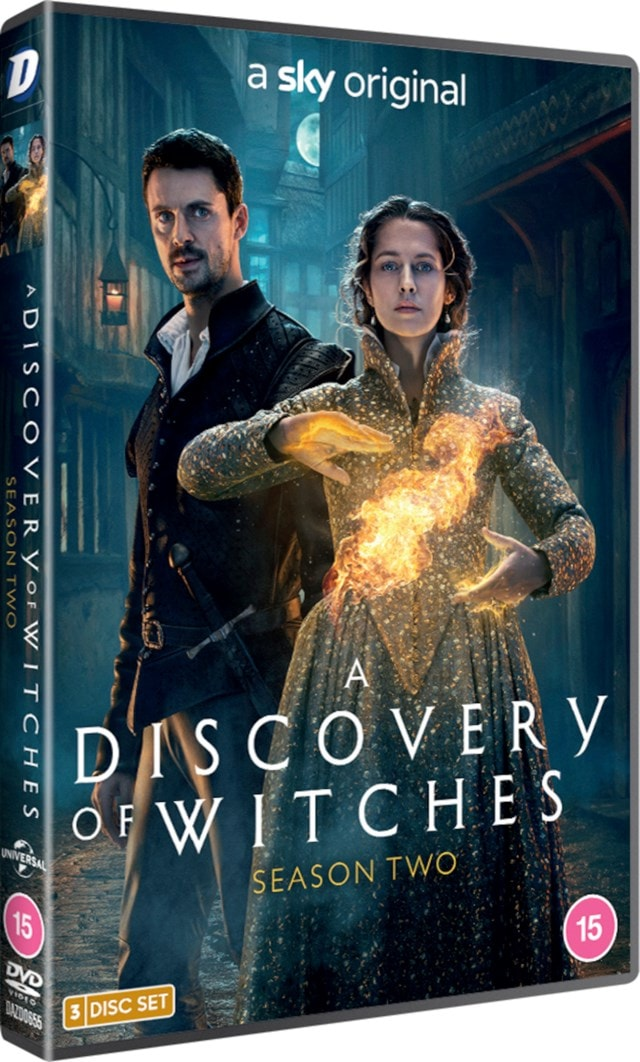 A Discovery of Witches: Season 2 - 2