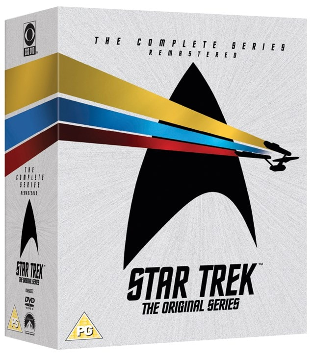 Star Trek the Original Series: Complete - 2