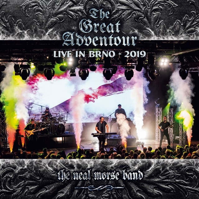 The Great Adventour: Live in BRNO - 2019 - 1