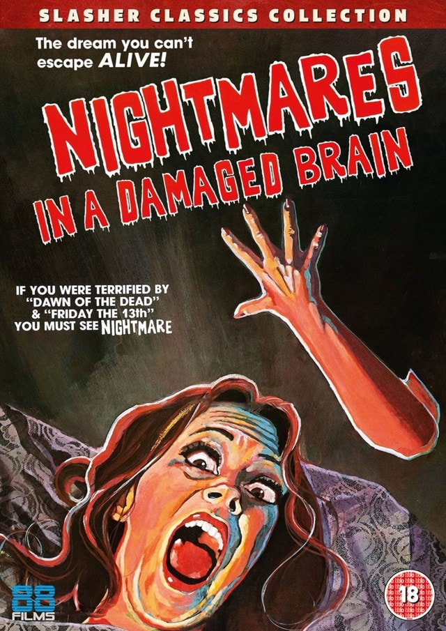 Nightmares in a Damaged Brain - 1