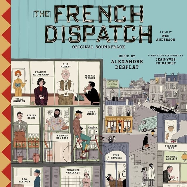 The French Dispatch - 1