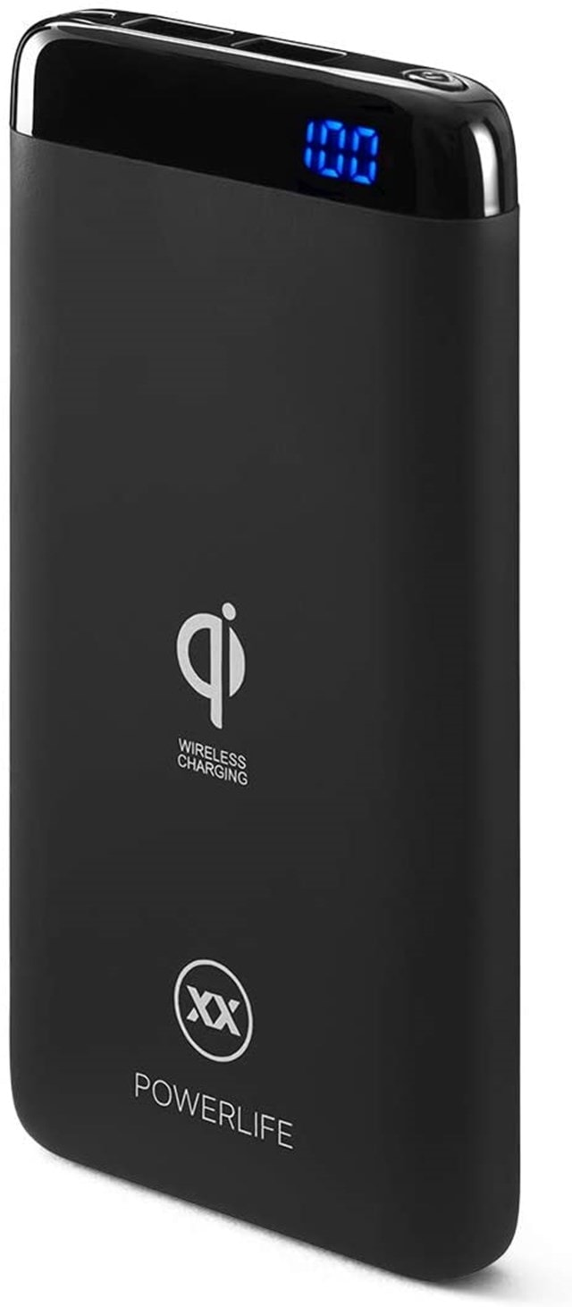 Mixx Charge Powerlife Qi5 Wireless 5000Mah Power Bank - 1