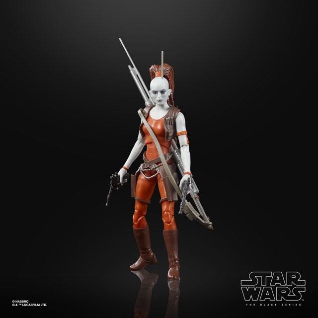 Aurra Sing: Clone Wars: Star Wars Black Series Action Figure - 1