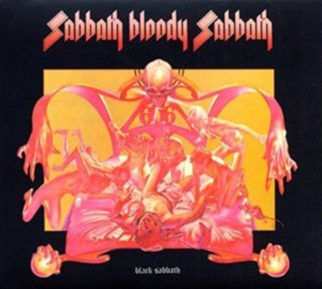 Sabbath Bloody Sabbath - 1