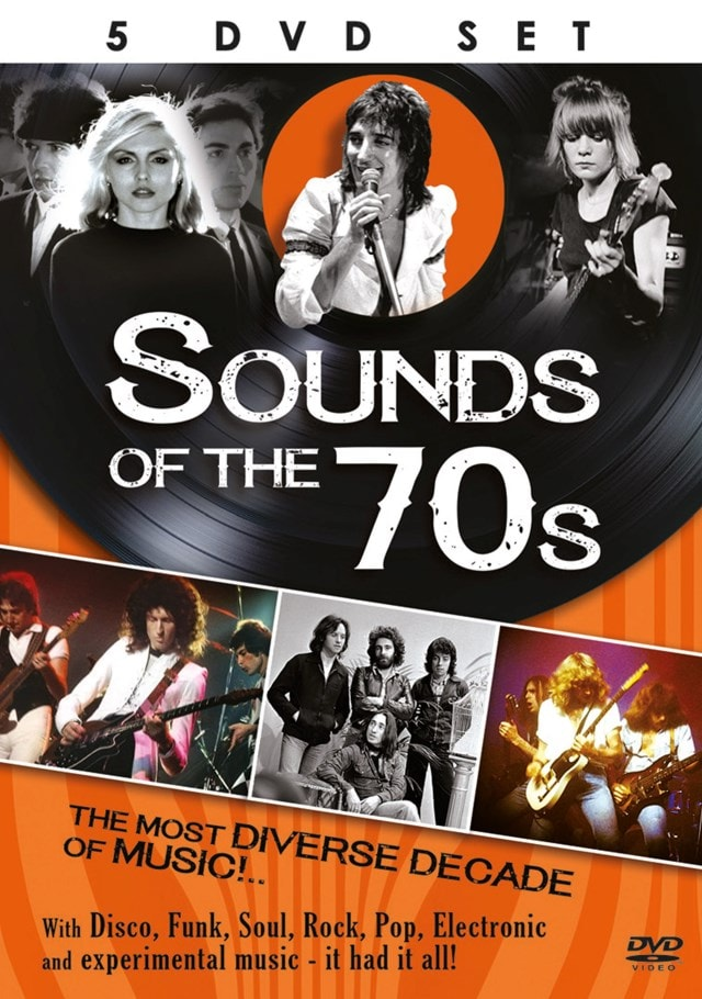 Sounds of the '70s - 1