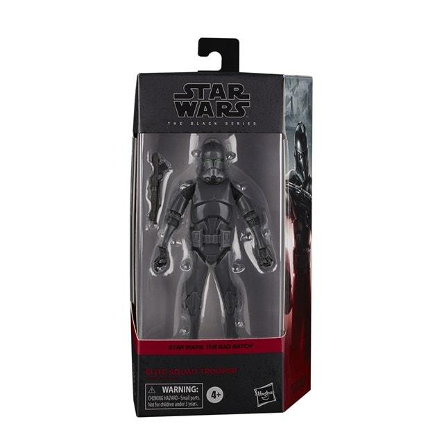 Elite Squad Trooper: Bad Batch Black Series Star Wars Action Figure - 7