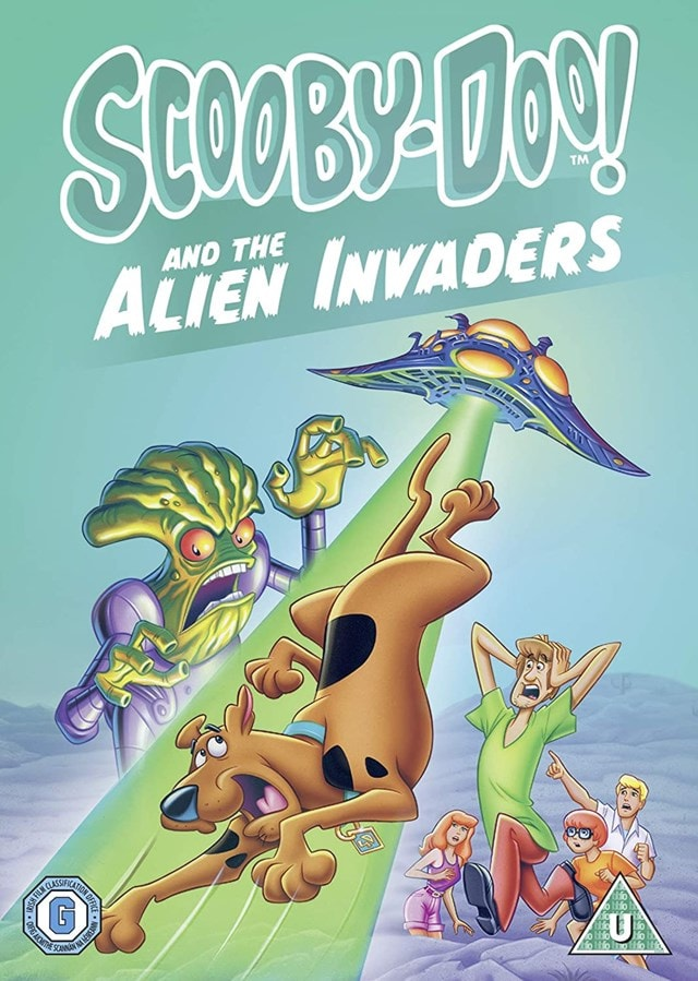Scooby-Doo: Scooby-Doo and the Alien Invaders - 1